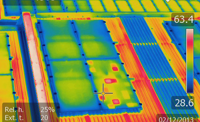 Thermal Imaging Scanpro Asset And Infrastructure