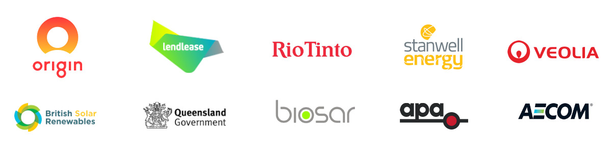 Partner and Client Logos